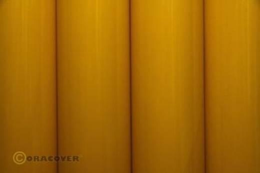 Strijkfolie Oracover 22-030-010 (l x b) 10000 mm x 600 mm Schaal-cub-geel
