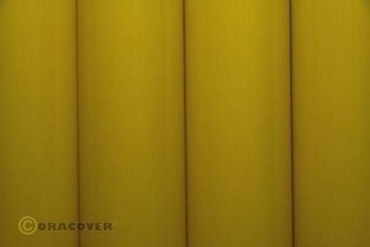 Oracover Orastick 23-033-002 Plakfolie (l x b) 2000 mm x 600 mm Schaal-geel