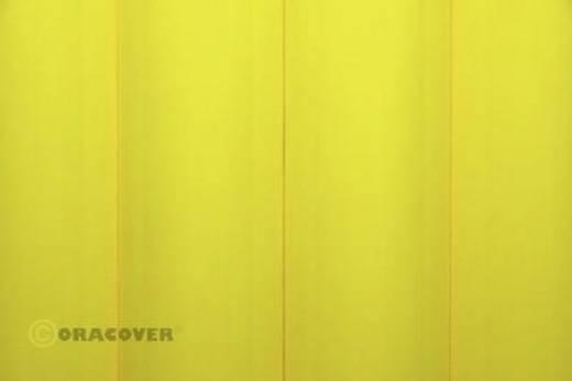 Strijkfolie Oracover 28-032-002 (l x b) 2 m x 60 cm Royal-zonnegeel