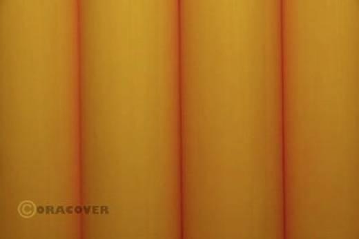 Strijkfolie Oracover 28-033-002 (l x b) 2 m x 60 cm Royal-geel