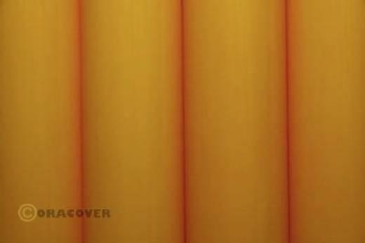Strijkfolie Oracover 28-033-010 (l x b) 10 m x 60 cm Royal-geel