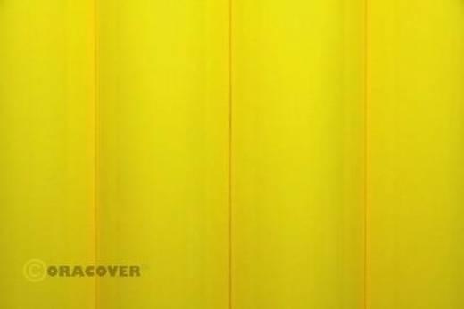 Oracover Orastick 29-032-002 Plakfolie (l x b) 2 m x 60 cm Royal-zonnegeel