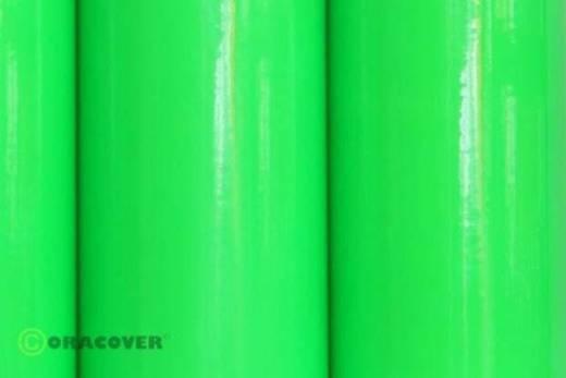Oracover Easyplot 53-041-010 Plotterfolie (l x b) 10 m x 30 cm Groen (fluorescerend)