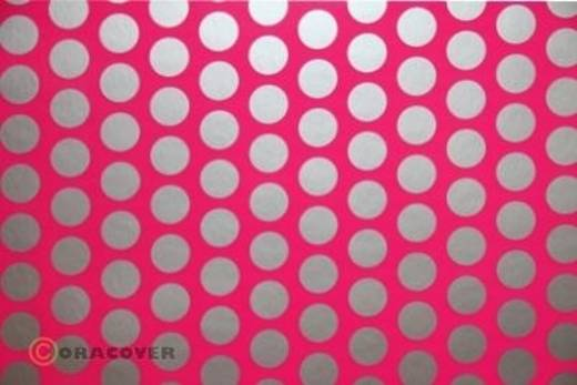 Oracover Easyplot Fun 1 91-014-091-010 Plotterfolie (l x b) 10000 mm x 380 mm Neon-roze-zilver (fluorescerend)