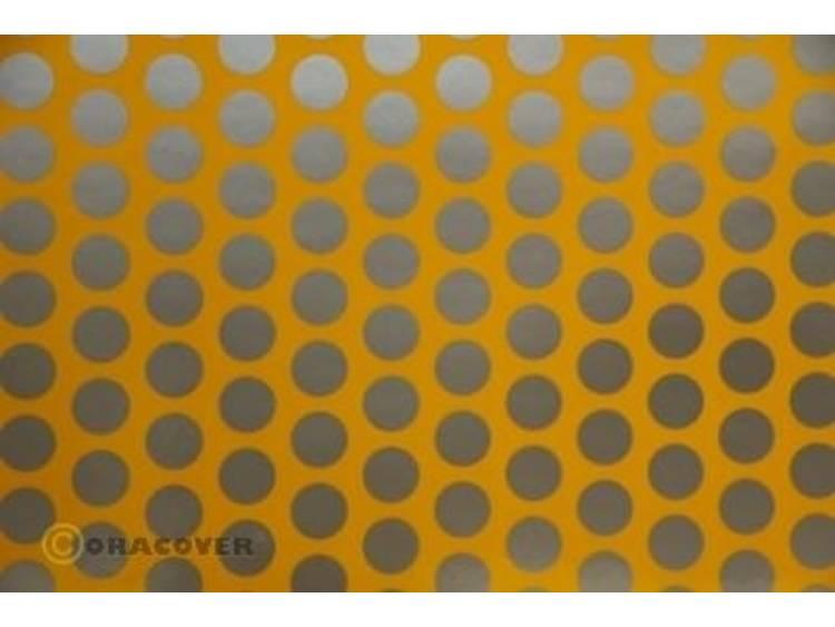 Oracover Easyplot Fun 1 92 030 091 002 Plotterfolie l x b 2 m x 20 cm Cub geel