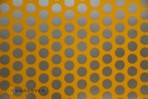 Oracover Easyplot Fun 1 90-030-091-002 Plotterfolie (l x b) 2 m x 60 cm Cub-geel-zilver