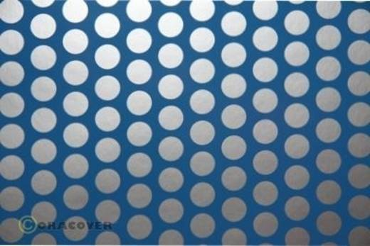 Oracover Easyplot Fun 1 92-053-091-010 Plotterfolie (l x b) 10000 mm x 200 mm Lichtblauw-zilver