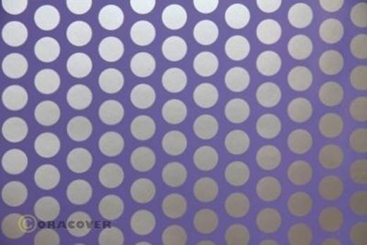 Oracover Easyplot Fun 1 93-055-091-010 Plotterfolie (l x b) 10 m x 30 cm Lila-zilver