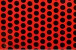 EASYPLOT FUN 1 breedte: 60 cm lengte: 2 m fluor. rood - zwart