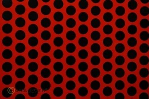 Oracover Easyplot Fun 1 92-022-071-010 Plotterfolie (l x b) 10 m x 20 cm Lichtrood-zwart