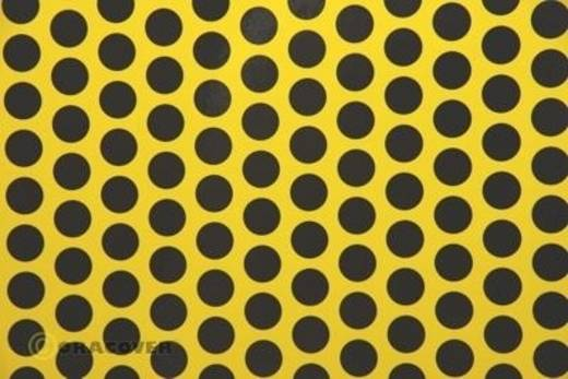 Oracover Easyplot Fun 1 93-033-071-010 Plotterfolie (l x b) 10 m x 30 cm Cadmium-geel-zwart