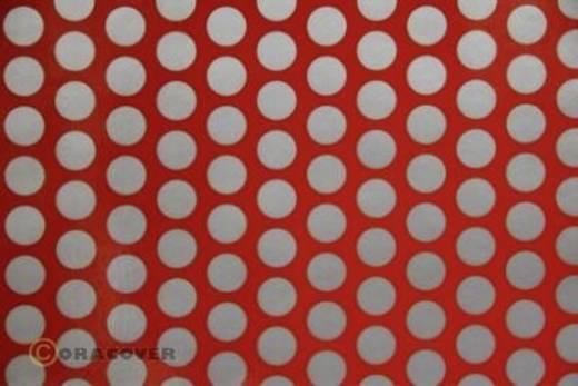 Strijkfolie Oracover 41-022-091-002 Fun 1 (l x b) 2 m x 60 cm Lichtrood-zilver
