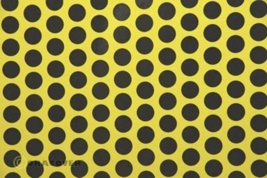 Strijkfolie Oracover 41-033-071-002 Fun 1 (l x b) 2 m x 60 cm Cadmium-geel-zwart