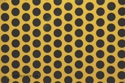 Strijkfolie Oracover 41-030-071-010 Fun 1 (l x b) 10 m x 60 cm Cub-geel-zwart