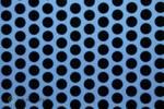 Oracover FUN 1 Breedte: 60 cm Lengte: 10 m fluor. blauw - zwart