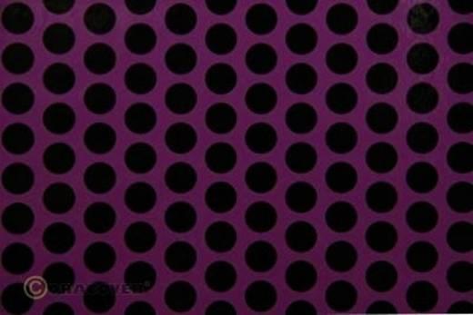 Strijkfolie Oracover 41-054-071-010 Fun 1 (l x b) 10 m x 60 cm Violet-zwart