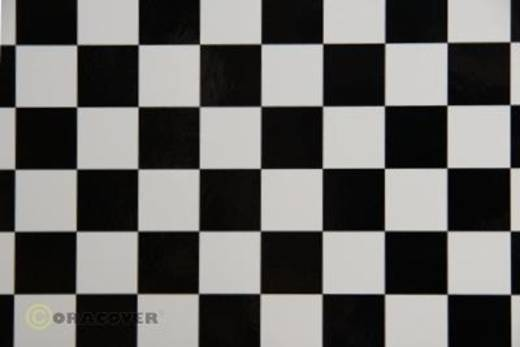 Oracover Orastick Fun 3 47-010-071-002 Plakfolie (l x b) 2 m x 60 cm Wit-zwart