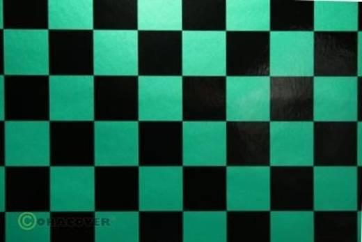 Strijkfolie Oracover 43-047-071-010 Fun (l x b) 10000 mm x 600 mm Parelmoer groen-zwart