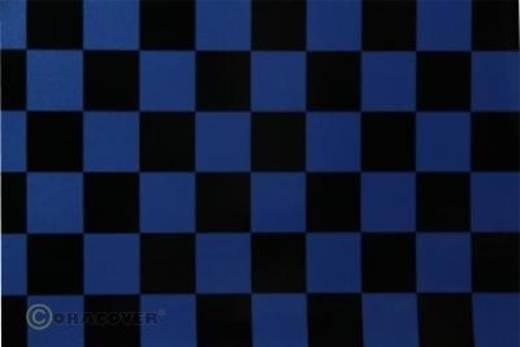 Strijkfolie Oracover 43-057-071-002 Fun (l x b) 2000 mm x 600 mm Parelmoer blauw-zwart
