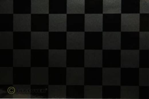 Strijkfolie Oracover 43-077-071-010 Fun (l x b) 10000 mm x 600 mm Parelmoer grafiet-zwart