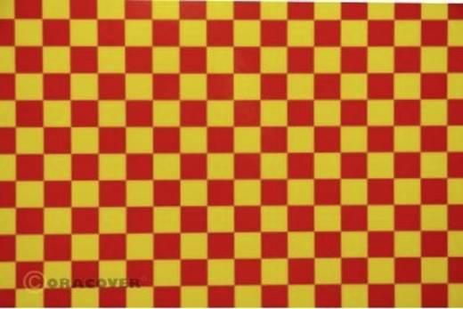 Strijkfolie Oracover 44-033-023-002 Fun 4 (l x b) 2 m x 60 cm Geel-rood