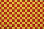 Oracover FUN 4 Breedte: 60 cm Lengte: 10 m geel - rood