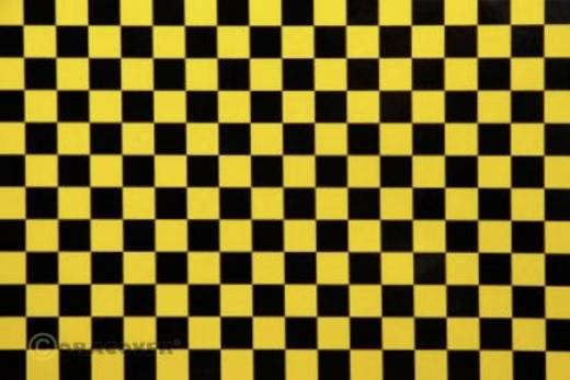 Strijkfolie Oracover 44-037-071-002 Fun 4 (l x b) 2 m x 60 cm Parelmoer goudgeel-zwart