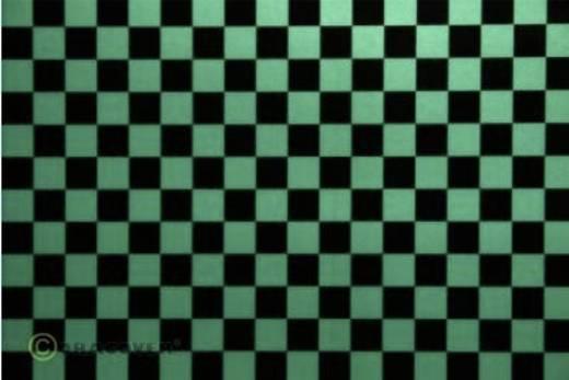 Strijkfolie Oracover 44-047-071-010 Fun 4 (l x b) 10 m x 60 cm Parelmoer groen-zwart