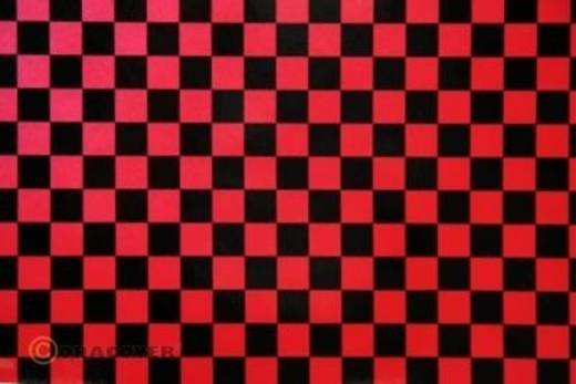 Oracover Easyplot Fun 3 87-027-071-010 Plotterfolie (l x b) 10000 mm x 600 mm Parelmoer rood-zwart