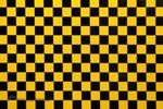 Easyplot Fun 4 breedte: 30 cm lengte: 2 m parelmoer goudgeel - zwart