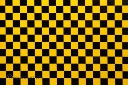 Oracover Easyplot Fun 4 97-037-071-010 Plotterfolie (l x b) 10000 mm x 200 mm Parelmoer goudgeel-zwart