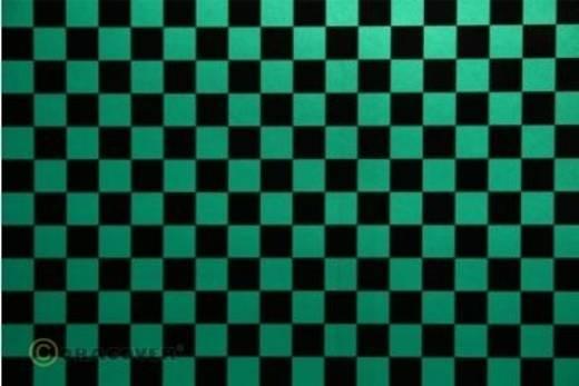 Oracover Easyplot Fun 4 97-047-071-010 Plotterfolie (l x b) 10000 mm x 200 mm Parelmoer groen-zwart