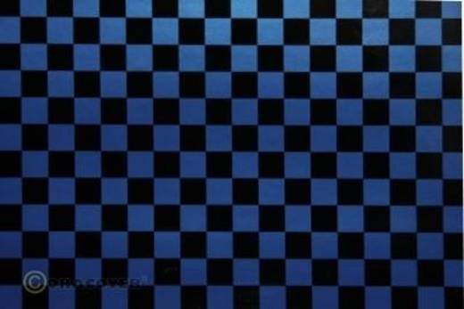 Oracover Easyplot Fun 6 89-057-071-010 Plotterfolie (l x b) 10000 mm x 600 mm Parelmoer blauw-zwart