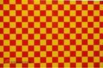 Easyplot Fun 4 breedte: 38 cm lengte: 2 m geel - rood