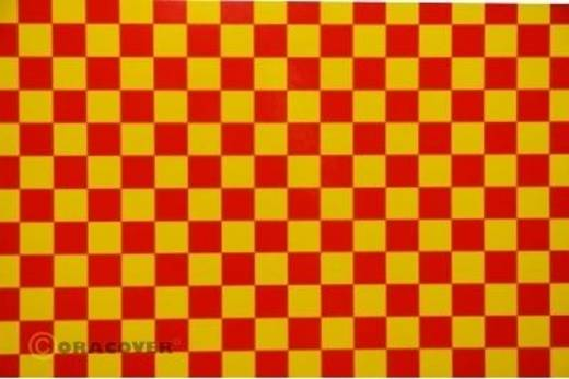 Oracover Easyplot Fun 4 97-033-023-002 Plotterfolie (l x b) 2000 mm x 200 mm Geel-rood