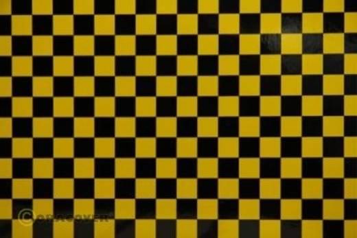 Oracover Easyplot Fun 4 97-033-071-010 Plotterfolie (l x b) 10000 mm x 200 mm Geel-zwart