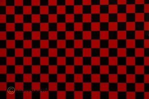 Oracover Easyplot Fun 4 97-023-071-010 Plotterfolie (l x b) 10 m x 20 cm Rood/zwart