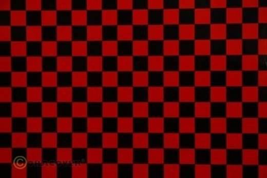 Oracover Easyplot Fun 4 97-023-071-010 Plotterfolie (l x b) 10000 mm x 200 mm Rood/zwart