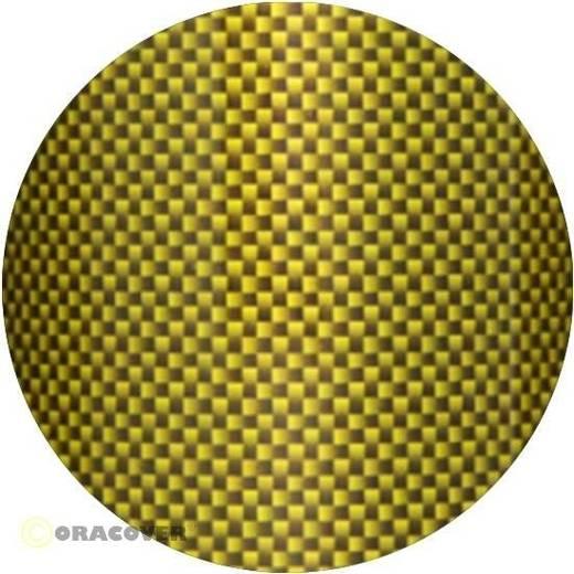 Strijkfolie Oracover 421-036-002 (l x b) 2000 mm x 600 mm Kevlar