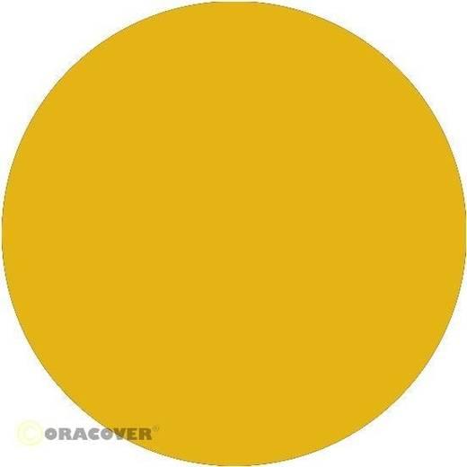 Oracover (11-030-075) ORATEX Pip bandbreedte: 75 mm Lengte: 25 m cub geel