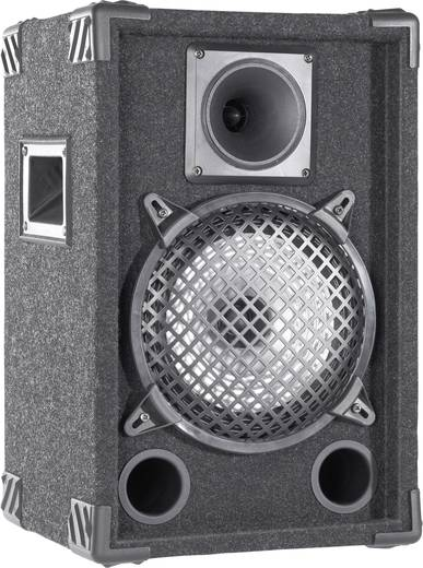 Party speaker 20 cm (8 inch) PA 802 100 W 1 stuks