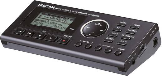 Tascam GB-10 gitaartrainer/recorder