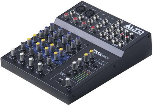 Alto ZMX862 Console-mengpaneel Aantal kanalen:6