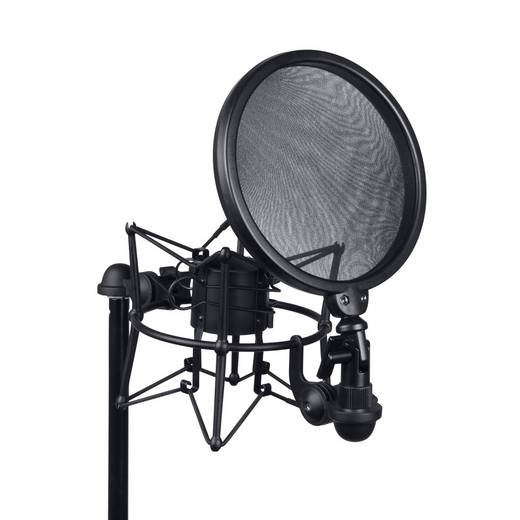 "Microfoonspin LD Systems DSM400 Afmeting, Ø: 43 mm Schroefdraad (binnen): 5/8"""