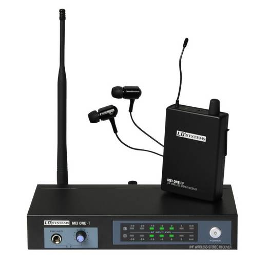 LD-Systems MEI ONE 3 in-ear monitoringsysteem