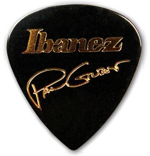 Ibanez B1000PG-BK Plectrumset Hard 6 stuks
