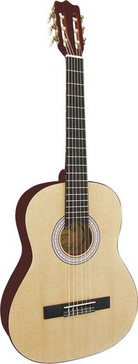 MSA C 8 akoestische gitaar voor jongeren
