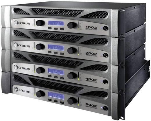 Crown XTi 4002 PA-versterker RMS vermogen per kanaal op 4 Ω: 1200 W