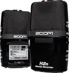 Zoom H2n mobiele audiorecorder