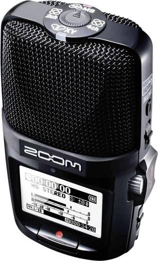 Zoom H2n Mobiele audiorecorder Zwart